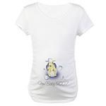 Goat Baby 2007 Maternity T-Shirt
