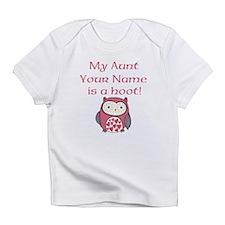 My Aunt Is A Hoot (Custom) Infant T-Shirt