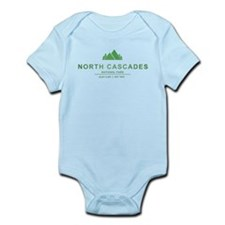 North Cascades National Park, Washington Body Suit