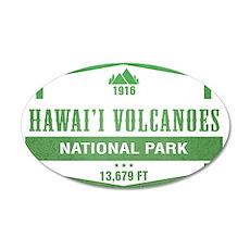 Hawaii Volcanoes National Park, Hawaii Wall Decal