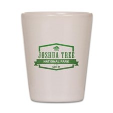 Joshua Tree National Park, California Shot Glass