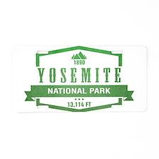 Yosemite National Park, California Aluminum Licens