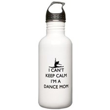 CantKeepCalmDanceMom Water Bottle