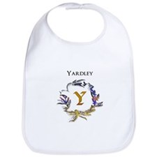 Monogram - Y with or without name Bib