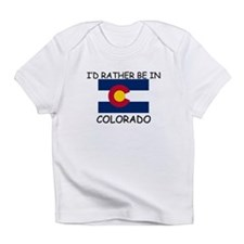 Unique Colorado Infant T-Shirt