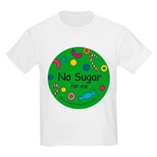 No Sugar for me-allergy alert T-Shirt