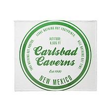 Carlsbad Caverns National Park, New Mexico Throw B