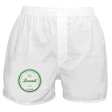 Denali National Park, Alaska Boxer Shorts