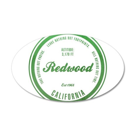 RedWood National Park, California Wall Decal