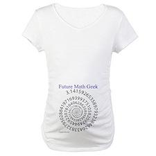 Spiral Pi Shirt