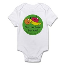 No fructose for me! Infant Bodysuit