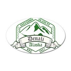 Denali National Park, Alaska Wall Decal