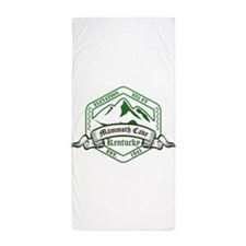 Mammoth Cave National Park, Kentucky Beach Towel