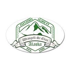 Wrangell–St. Elias National Park, Alaska Wall Deca