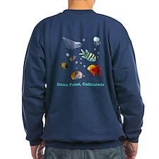 Blue sea Sweatshirt