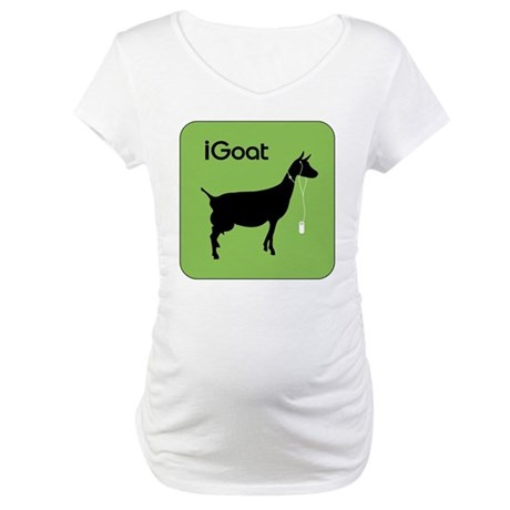 iGoat Maternity T-Shirt