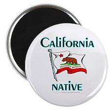 California native (magnet)