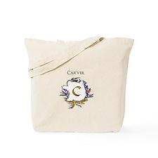 Monogram - C Customizable Tote Bag