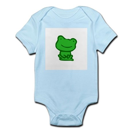 Ribbit! Ribbit! Infant Bodysuit