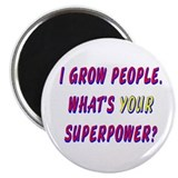 Superhero Mom Magnet