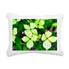 Cute Cemetery Rectangular Canvas Pillow