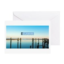 Delaware. Card Greeting Cards