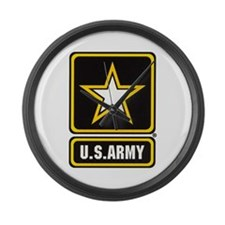 U.S. Army Large Wall Clock