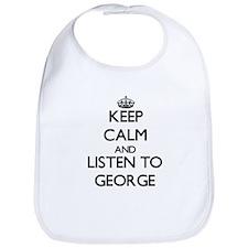 Keep Calm and Listen to George Bib