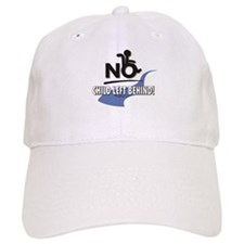 No Child Left Behind! Baseball Cap
