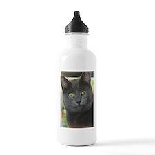 Mez-purr-eyezed Water Bottle