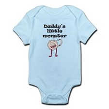 Daddys Little Monster Body Suit