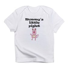 Mommys Little Piglet Infant T-Shirt