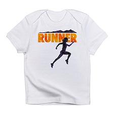 female runner.png Infant T-Shirt