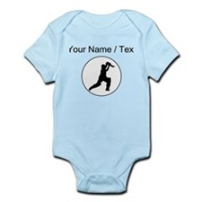 Custom Cricket Player Circle Body Suit