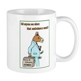 Donkey Ambulance Chaser Mug