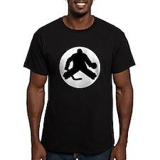 Hockey Goalie Circle T-Shirt