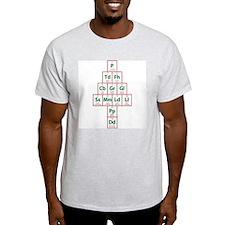 Cute Geek christmas T-Shirt