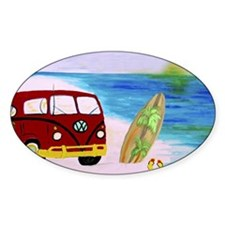 Surf'S Up Decal