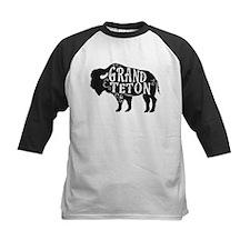 Grand Teton Buffalo Tee