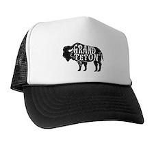 Grand Teton Buffalo Hat