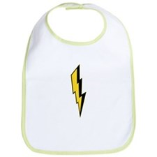 Lightning Bolt Kids Bib