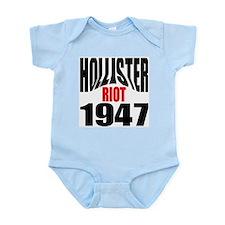 hollister riot 1947.png Infant Bodysuit