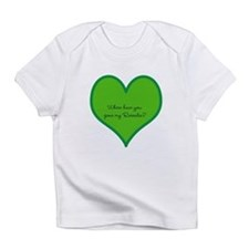 Funny Lyric Infant T-Shirt