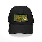 Faberge's Jewels - Green Black Cap