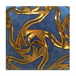 Faberge's Jewels - Blue Tile Coaster