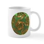 Faberge's Jewels - Green Mug
