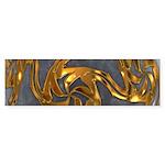 Faberge's Jewels - Grey Sticker (Bumper 10 pk)