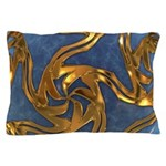 Faberge's Jewels - Blue Pillow Case