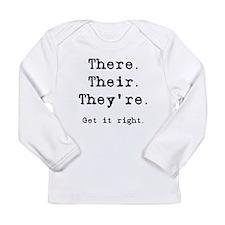 Unique Novel Long Sleeve Infant T-Shirt