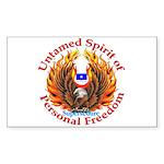 Spirit of Supersedure Rectangle Sticker